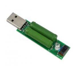 USB нагрузка 1-2А